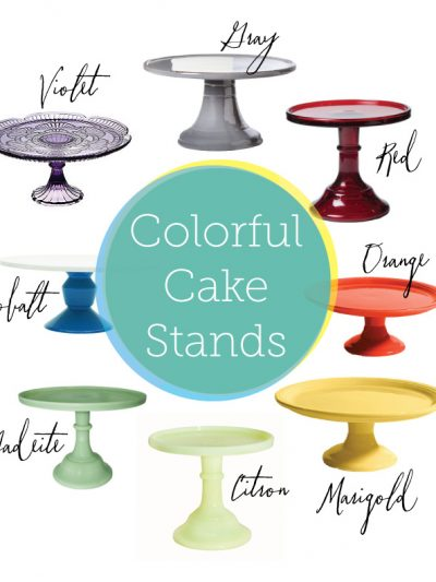 Pretty Little Things: Cake Stands thumbnail