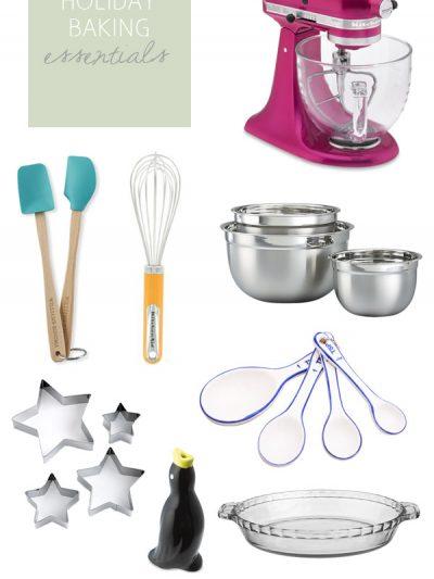 Holiday Baking Essentials thumbnail