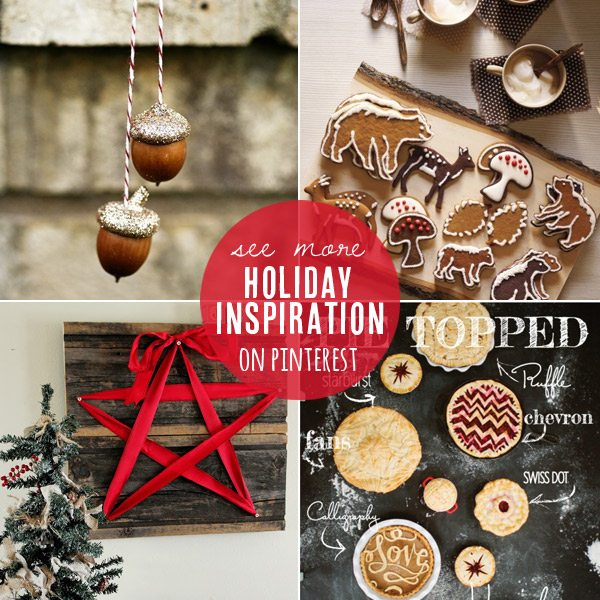 Holiday entertaining ideas from The Sweetest Occasion