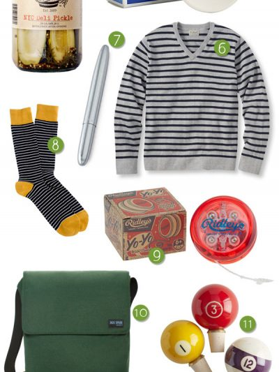The Gift Guide: Gifts for Him thumbnail
