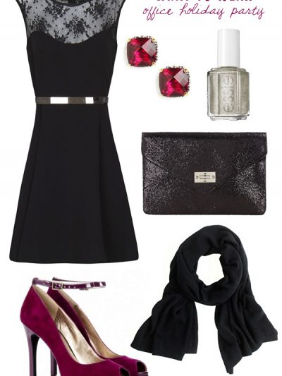 What To Wear: Office Holiday Party thumbnail