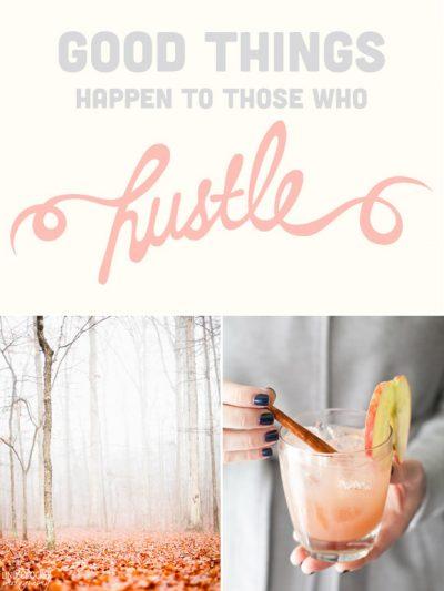 Party Palette: Apricot + Pewter thumbnail