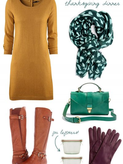 What To Wear: Thanksgiving Dinner thumbnail