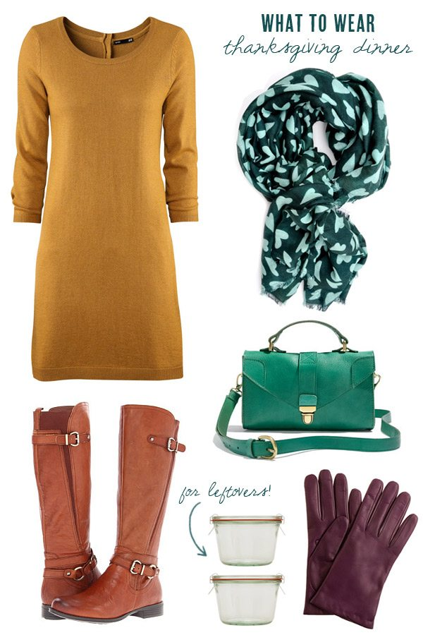 What to wear for Thanksgiving dinner | The Sweetest Occasion
