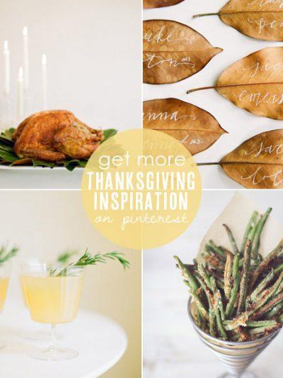 Last Minute Thanksgiving Ideas thumbnail