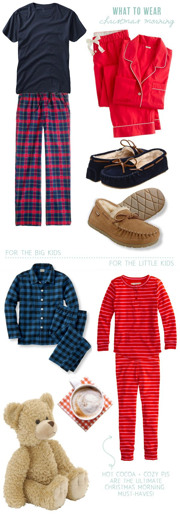 What to wear Christmas morning | The Sweetest Occasion