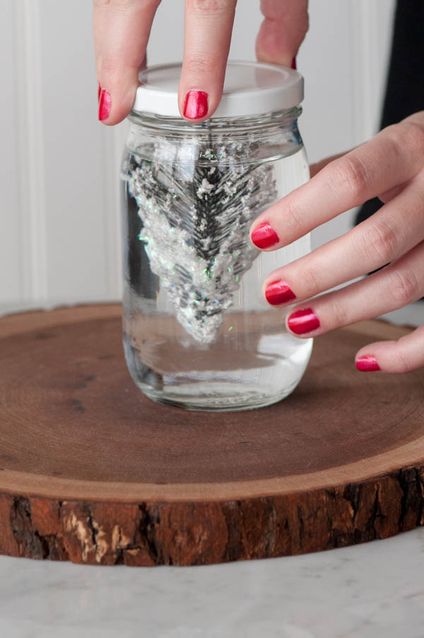 how to make homemade water globes