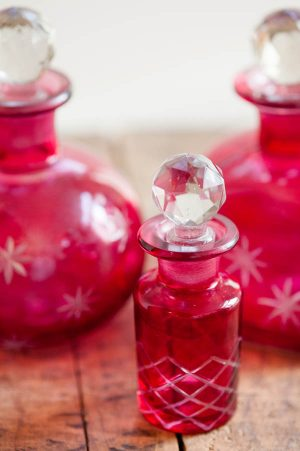 Perfume bottles by Luna Bazaar from The Sweetest Occasion | Photo by Alice G Patterson