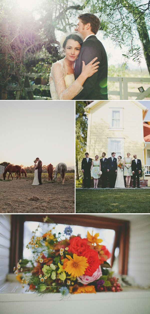 California ranch wedding - The Best of 2012 | The Sweetest Occasion