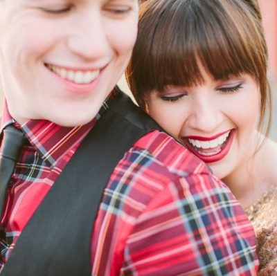 Kaylee + Bobby: A Newlywed Christmas thumbnail