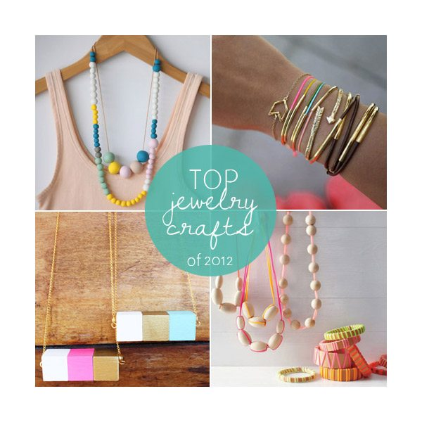 Top jewelry crafts of 2012
