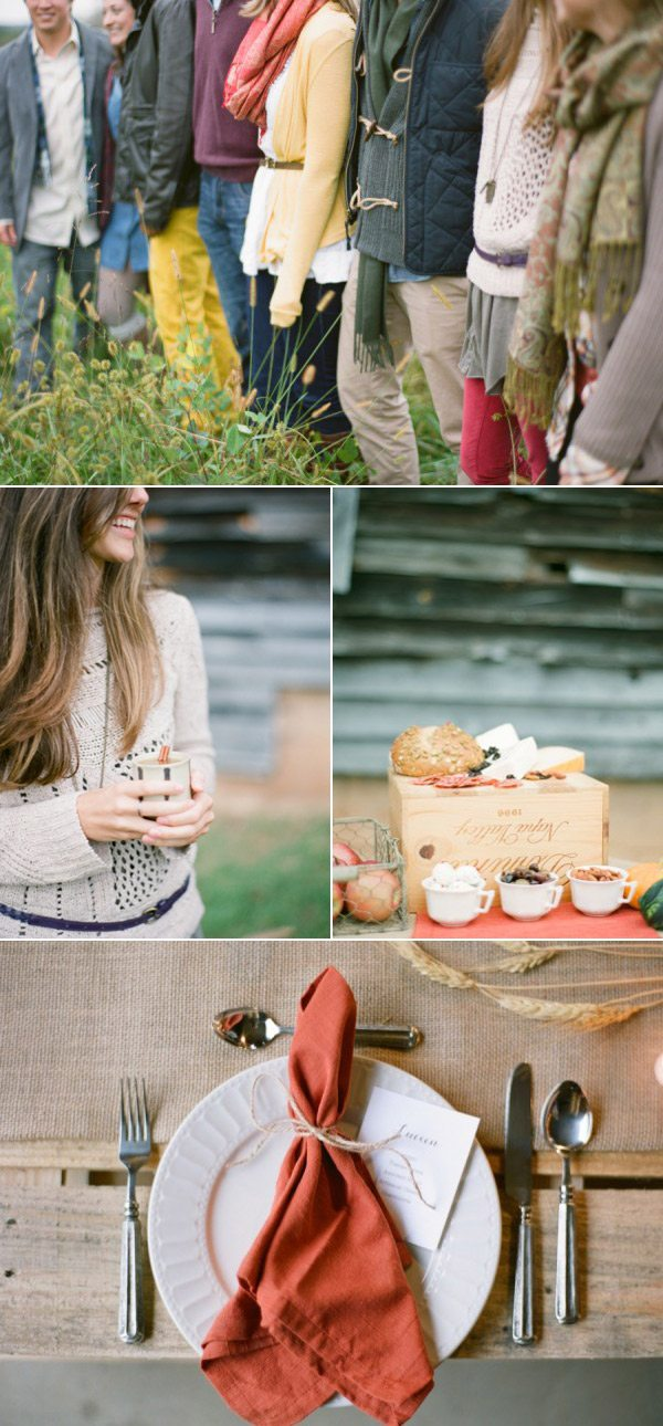 A Beautiful Friendsgiving Celebration | The Sweetest Occasion