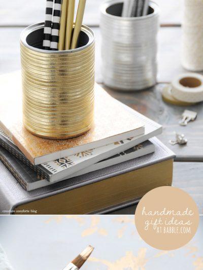 Last Minute Handmade Gift Ideas thumbnail