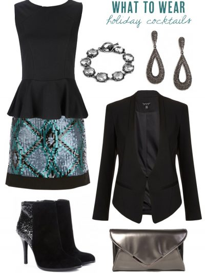 What To Wear: Holiday Cocktails thumbnail