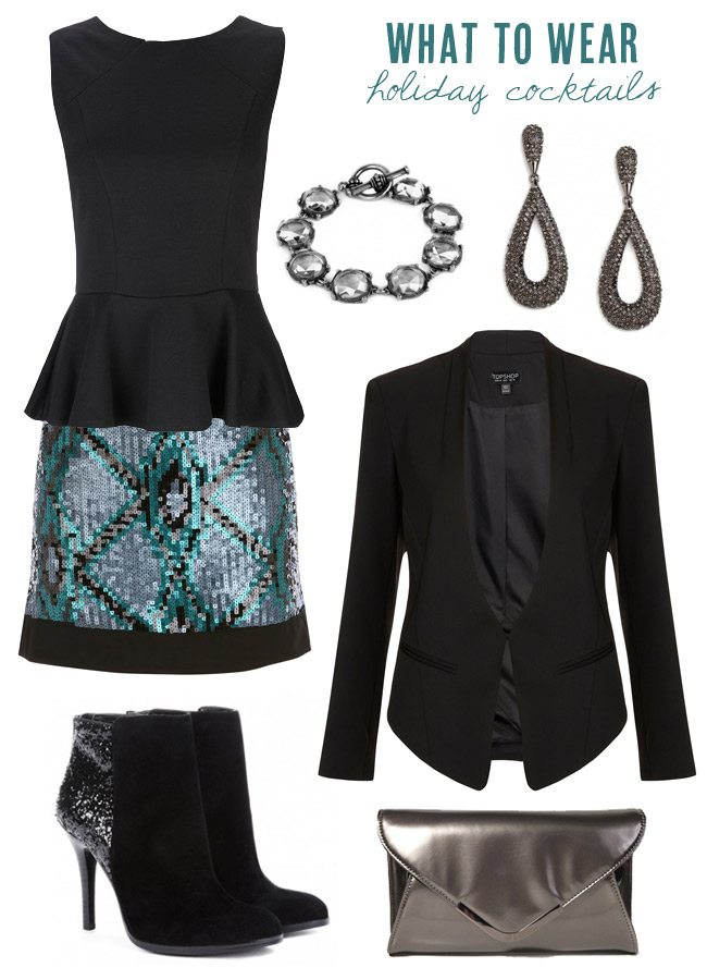 What to wear holiday cocktails the sweetest occasion the