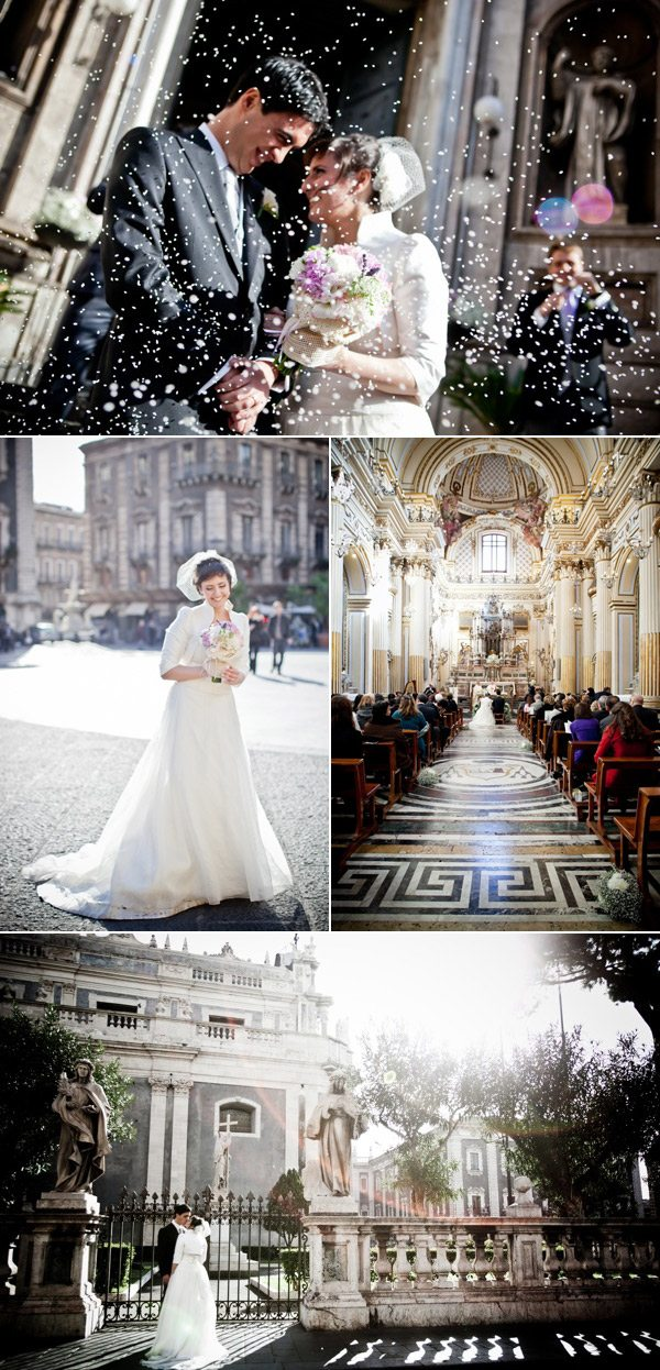 A gorgeous Sicily wedding - The Best of 2012 | The Sweetest Occasion