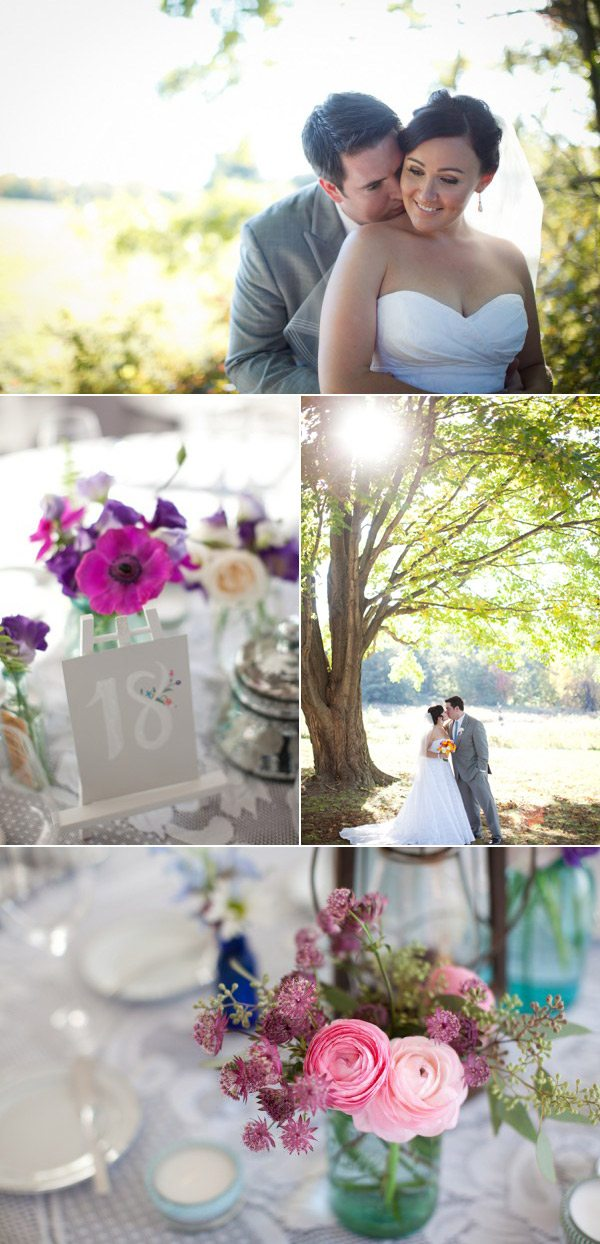 New England farm wedding - The Best of 2012 | The Sweetest Occasion