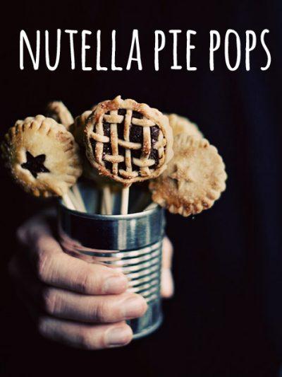 Nutella Pie Pops thumbnail