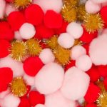 DIY Pom Pom Tablecloth Supplies 2