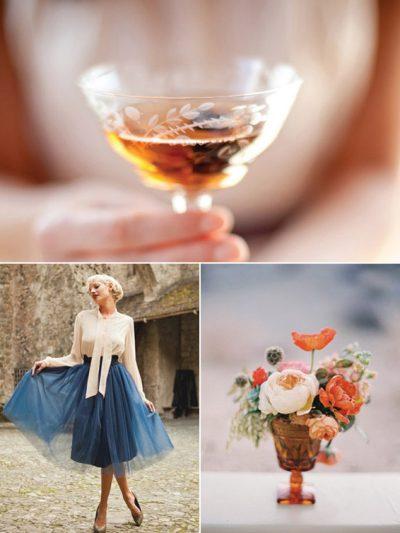 Party Palette: Bluebird + Bourbon thumbnail