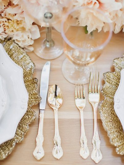 Loving Gold Table Settings thumbnail