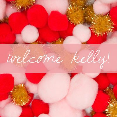 Welcome Kelly thumbnail