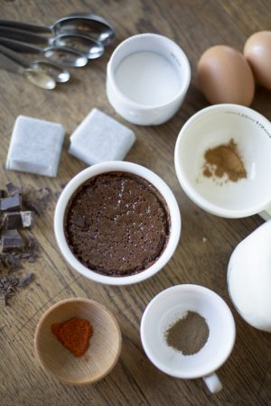 Mexican Chocolate Pudding | The Sweetest Occasion