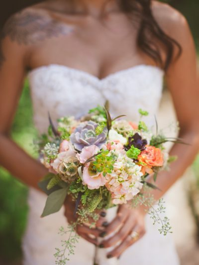 Virginia + Michael: A Beautiful Ojai Wedding thumbnail