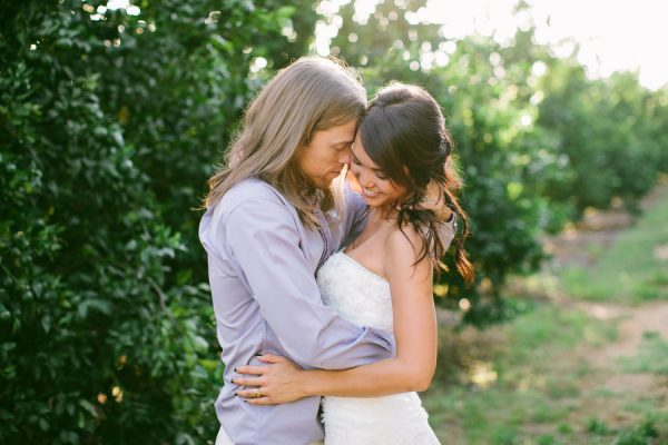 Beautiful California wedding from The Sweetest Occasion | photo by Laura Goldenberger Photography
