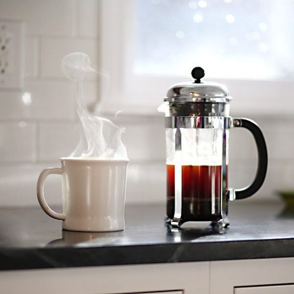 French press | photo by JP Elario