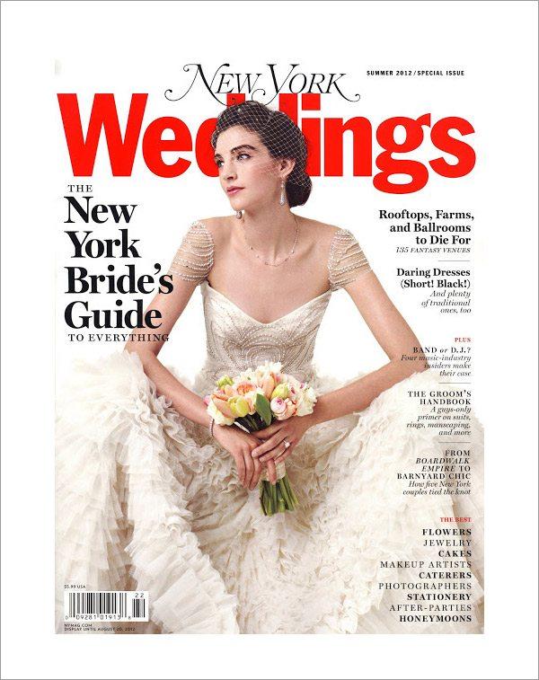 New York Weddings Summer 2012