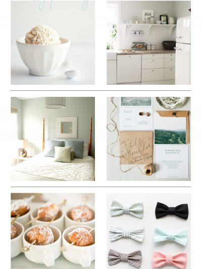 Recently Pinning: Pretty Neutrals + Pastels thumbnail