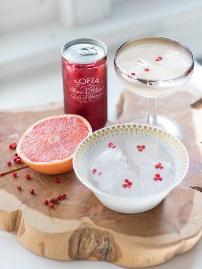 Grapefruit Fizz + Pink Peppercorn Panna Cotta thumbnail
