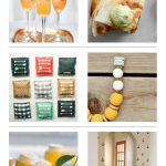 Recently Pinning: Citrus + Wood