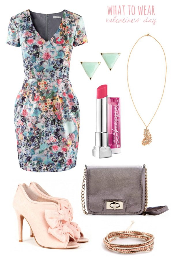 What to wear for a Valentine's Day date | The Sweetest Occasion