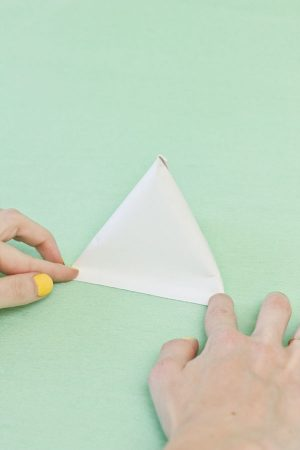 DIY Easter Bunny Treat Pouches Step 5
