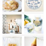 Recently Pinning: Blue + White