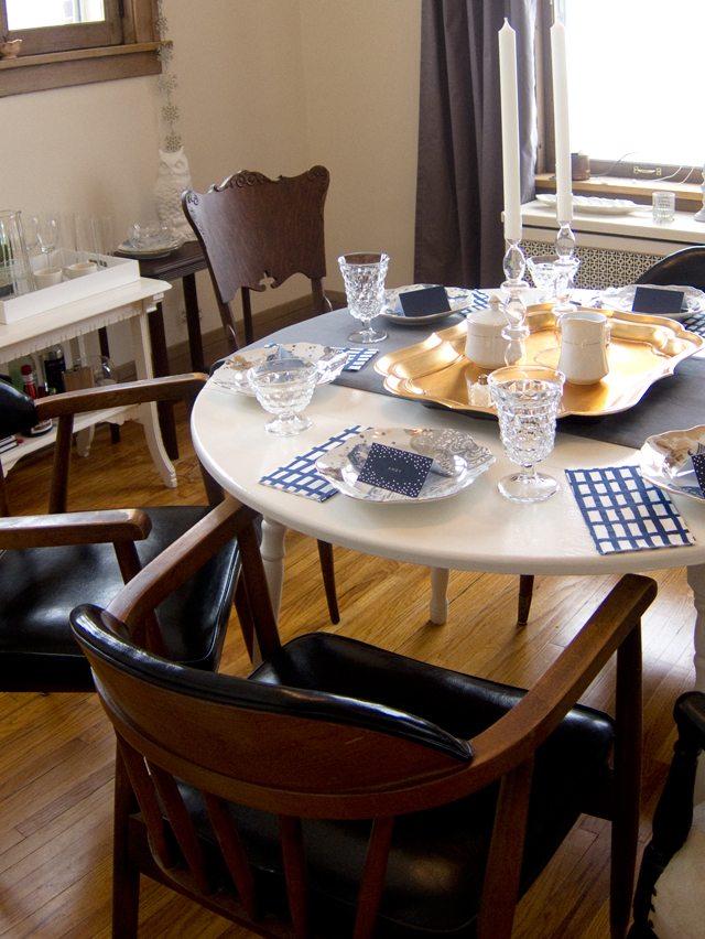 pics photos buffet table setting ideas go from brunch