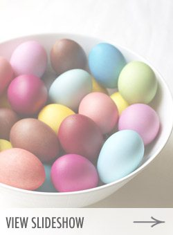 DIY Easter Eggs | The Sweetest Occasion