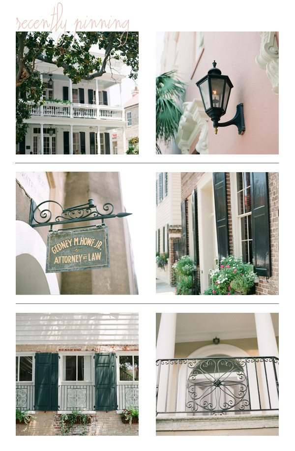 The Architecture of Charleston
