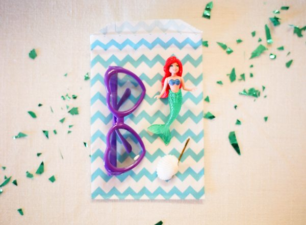 Little Mermaid Birthday Party | The Sweetest Occasion