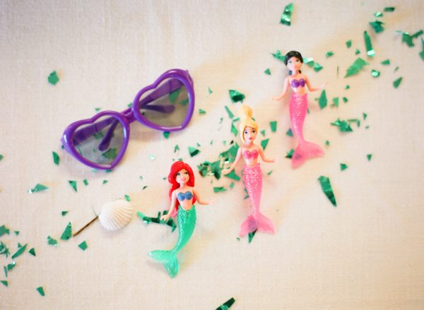 A Mermaid Birthday Party | The Sweetest Occasion