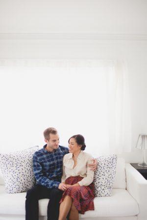 Jackie + Matt: A California Engagement
