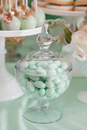 Mint Candy Buffet