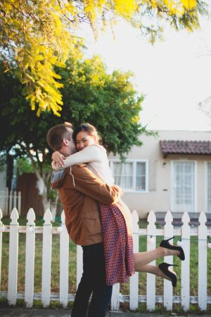 Jackie + Matt: A California Engagement