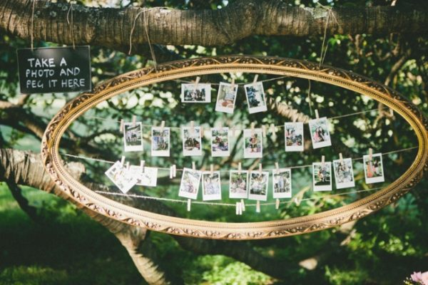 Photo guest book | The Sweetest Occasion