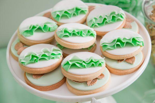 Ruffle Sugar Cookies