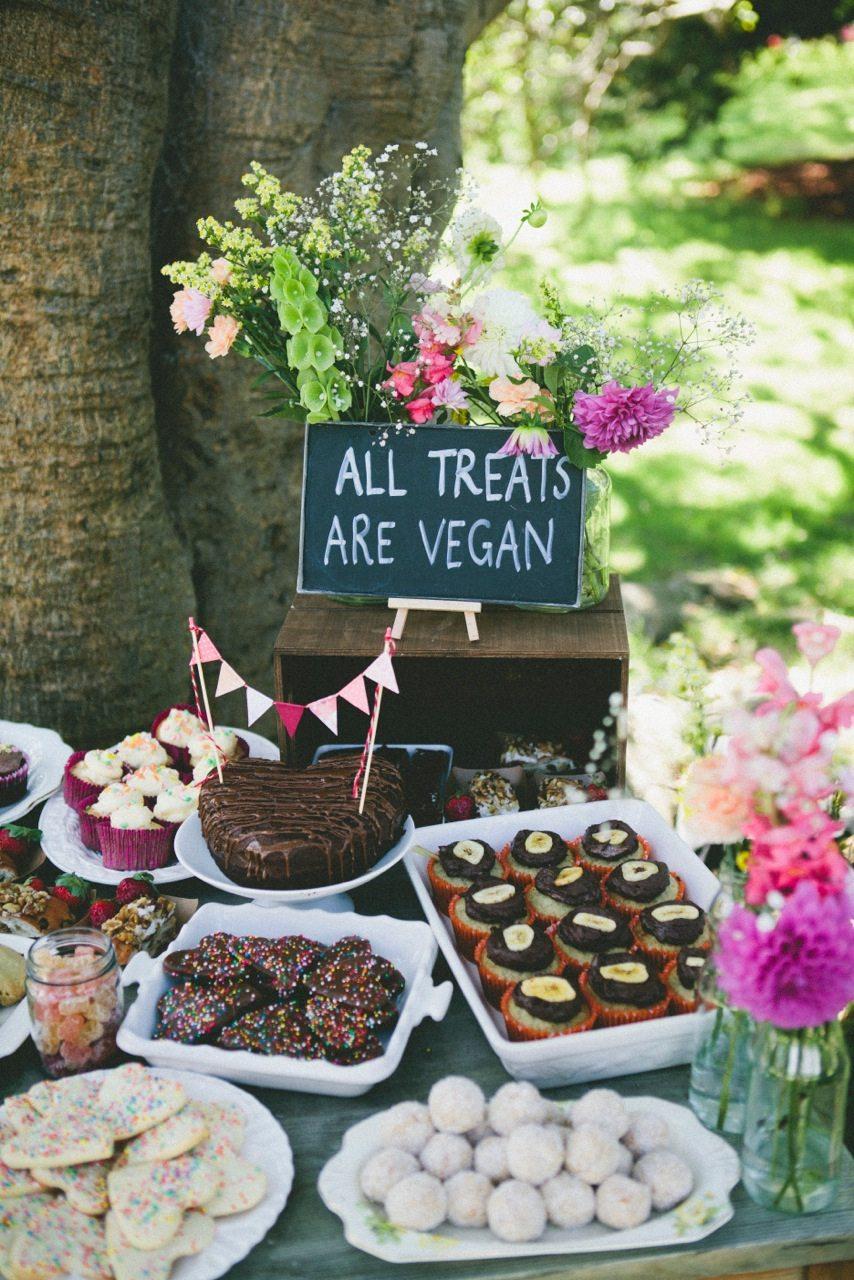 Raw Vegan Wedding Cake