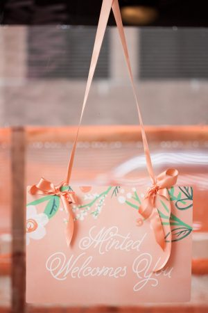 Minted wedding + party decor | The Sweetest Occasion