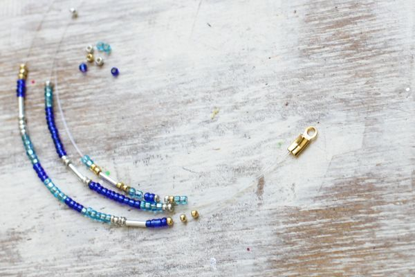 DIY Seed Bead Earrings   The Sweetest Occasion
